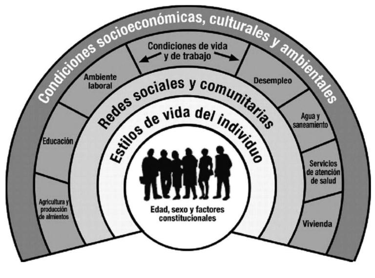 Condiciones socieconomicas, culturales y ambientales